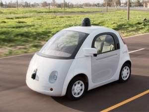 Google Self Drive Car